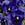 Pansies: Viola Wittrockiana, 'Karma™ Blue Blotch'