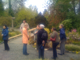 Highline Botanical Garden Tour