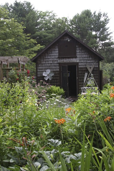 A New England Garden Tour