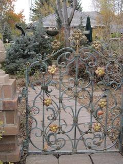 Through the Gardener's Gate