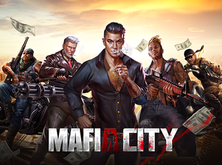 mafia city