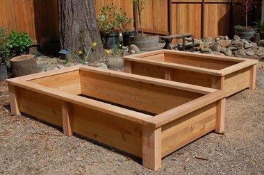 Guide Picture Sample Vegetable Garden Box Designs